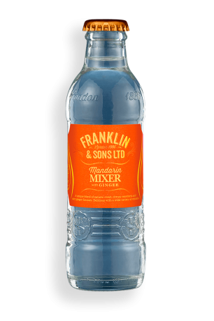Franklin & Sons Mandarin Mixer Ginger