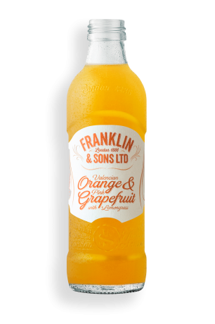 Franklin & Sons  Orange & Grapefruit
