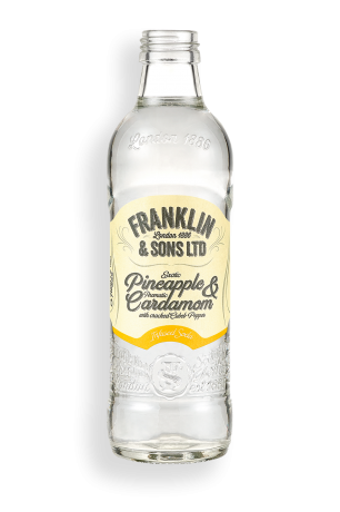 Franklin & Sons Pineapple & Cardamom