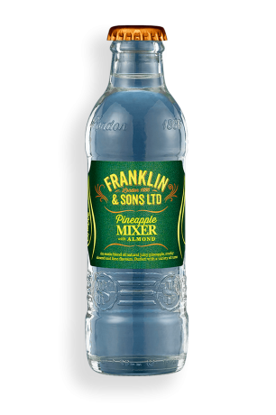 Franklin & Sons Pineapple Mixer Almond