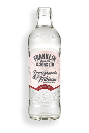 Franklin & Sons Pomegranate & Hibiscus